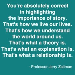 why you should tell stories blog