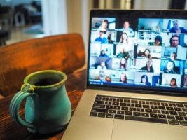 Video-conferencing and Improving our Zoom Skills