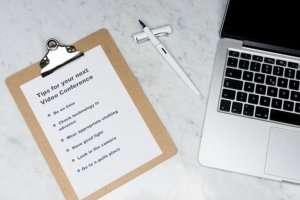 Step-it-up in online meetings – blog